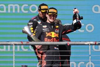 F1: Verstappen is kételkedett a sikerben