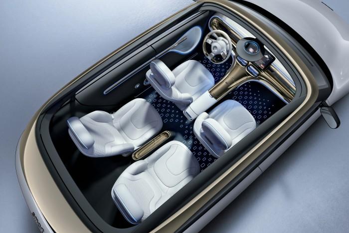 El Smart 2 construye su vehículo recreativo eléctrico