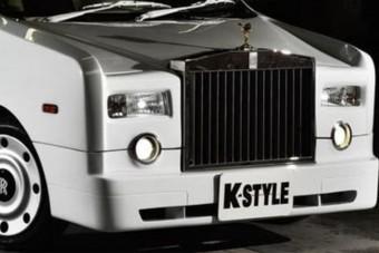 Így lesz Rolls-Royce egy Suzukiból