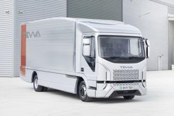 Új brit teherautógyártó tűnt fel a láthatáron