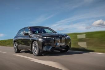 Ezt a BMW-t már nem akarod vezetni - BMW iX