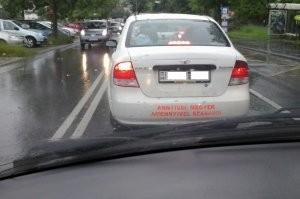 Öntudatos szerencsétlen: az egyik legrosszabb közlekedőtípus