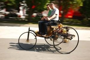 Kocsi lovak nélkül? - Benz Patentwagen