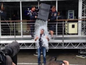 Az F1-et is utolérte a jeges zuhany őrülete