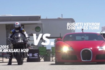 Van olyan autó, ami képes lenyomni egy 326 lóerős motort?