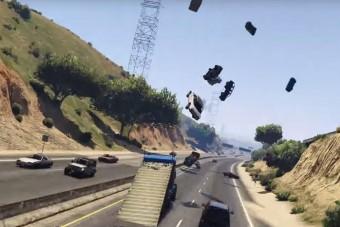 Nincs ennél jobb móka a GTA 5-ben