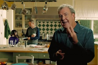 Jeremy Clarkson megmutatta a jövőt