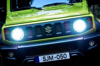 Túl félős az új Suzuki vészfékező rendszere