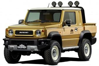 Pickupot fejlesztett a Suzuki!