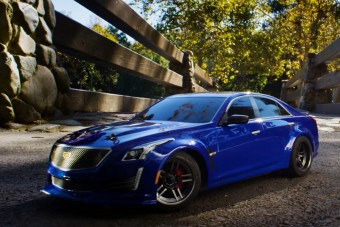 110-zel is száguldhat a távirányítós Cadillac